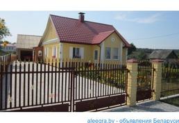 Жилой меблированный дом в городском поселке Пограничный Гродненской области, Беларусь