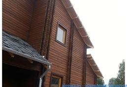 Шлифовка, покраска, деревянных домов. Профессиональная конопатка