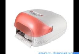 Лампа для сушки ногтей с электротаймером и вентилятором 36W