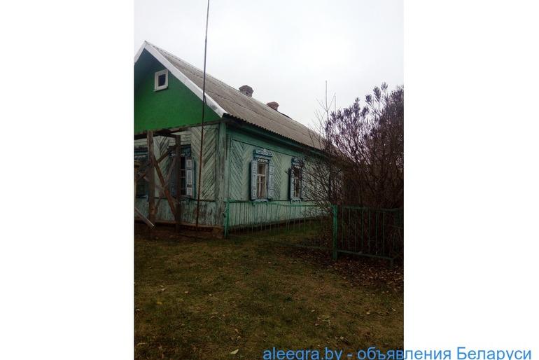 Дом с большим участком в 9 км.от Гомеля