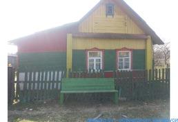 Дом в деревне острошицы