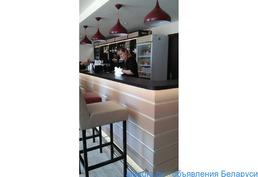 Дизайн и изготовление Ресепшн и Барных стоек для ресторанов, кафе, баров