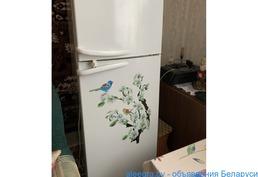 Холодильник с морозильной камерой «Атлант»