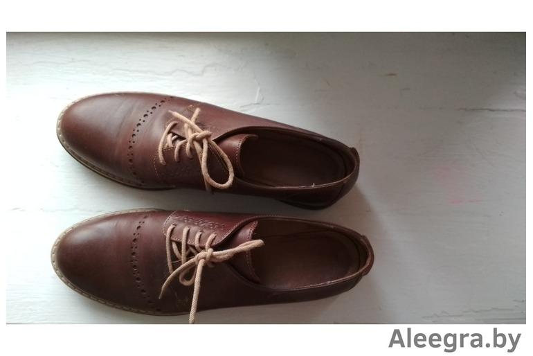 Туфли 41 размер натуральная кожа