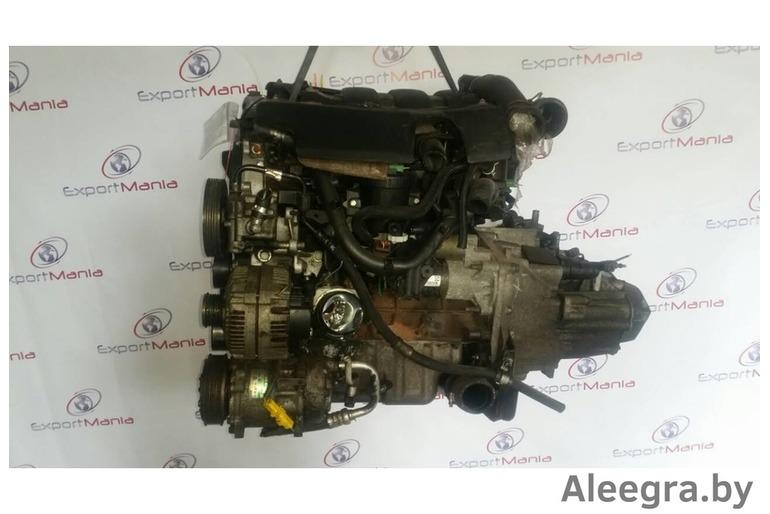 Двигатель (ДВС) и навесное Ford