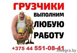 Услуги грузчиков Гомель. Грузчики Гомель
