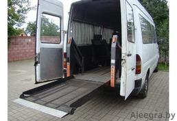 Продается легковой микроавтобус