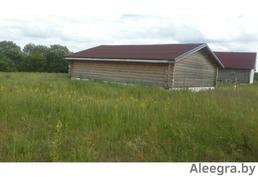 Продажа участка с недостроенным домом