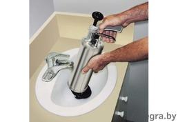 Устранение засоров,прочистка,промывка труб,канализации, очистка стен.