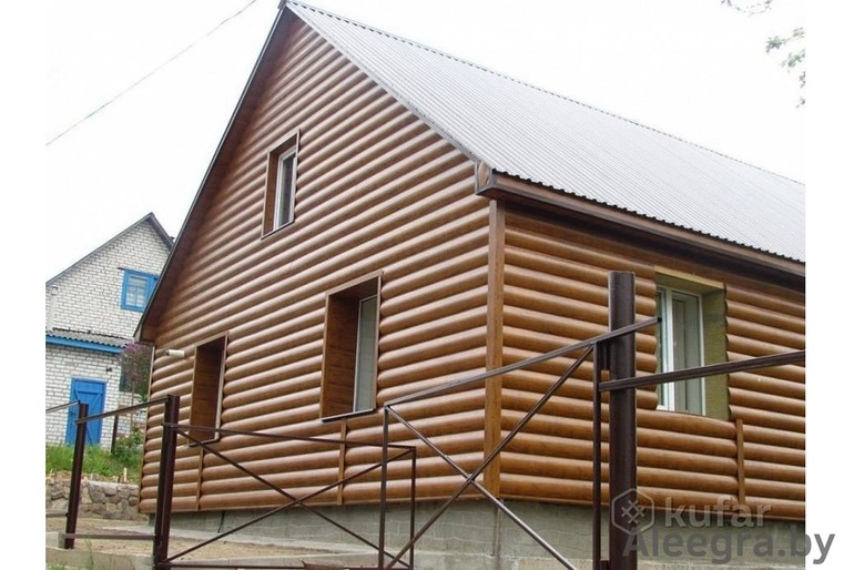 Дом в Воложине