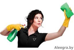 Клининговой компании требуются уборщики