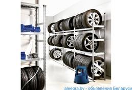 Стеллажи металлические для склада, офиса, гаража, дома