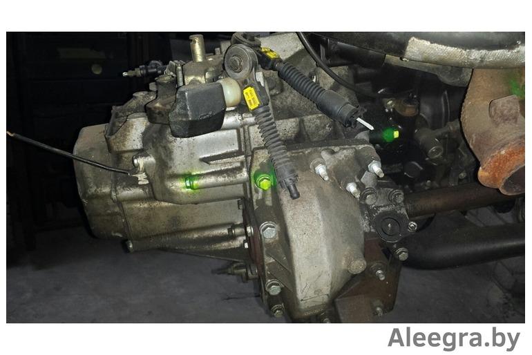 Двигатель (ДВС) и навесное к CITROEN