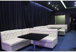 Изготовление диванов для кафе, клубов