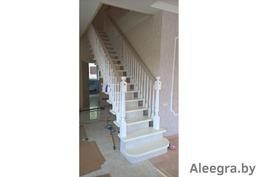 Лестницы из массива. Балясины, столбы, поручни, ступени, мебельные и кухонные фасады и многое другое