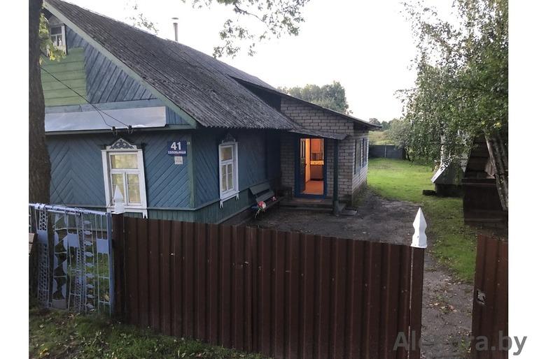 Продам дом, д. Ленинский, ул. Соловьиная, дом 41