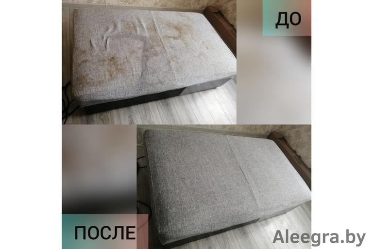 Выездная химчистка ковров и мягкой мебели на дому