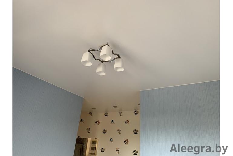 Натяжные потолки дешево, цены с установкой в Минске и Минской области.