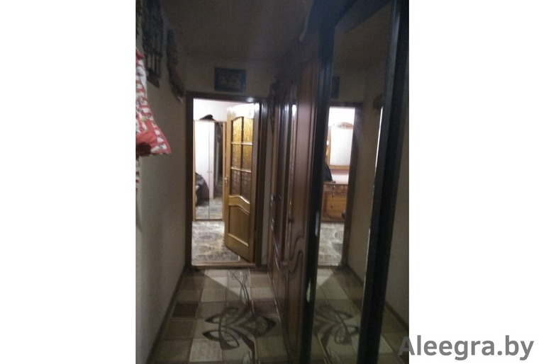 Продаётся 2х комнатная квартира в центре г.Несвижа