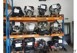 Двигатель и другие запчасти для Jaguar и Land Rover под заказ из Европы