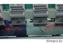 Машинная промышленная вышивка оптом (заказ от 18 единиц)