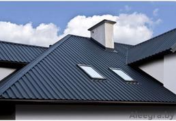 Профлист (профнастил) для крыши 0.4/0.45/0.5 мм
