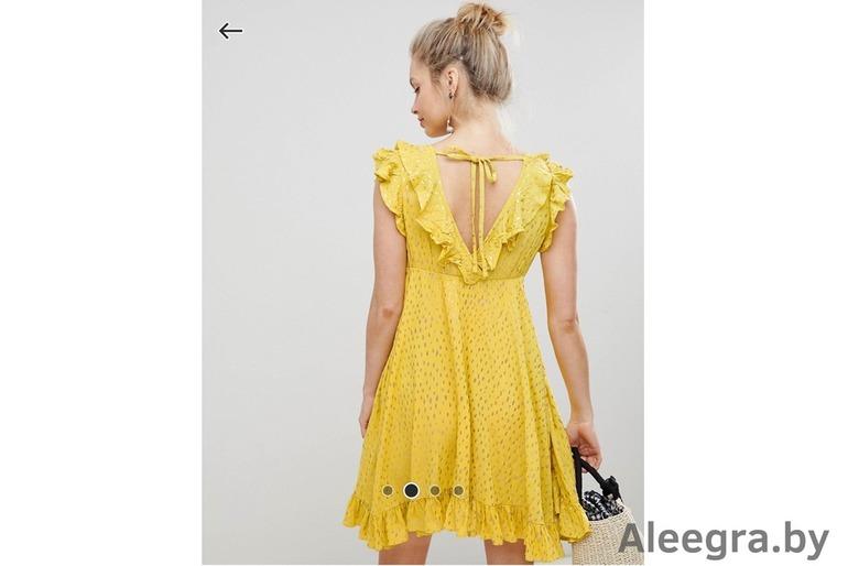 Продам платье Glamorous размер S