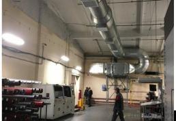 Монтаж систем вентиляции для организаций под ключ