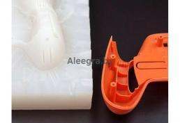 3D печать. Литье пластика в силиконовые формы.