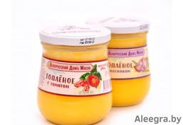 """Топленое масло """"Белорусский Домъ Масла"""" с чесноком, 380г"""