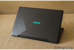 Ноутбук ASUS F570UD-FI237 с UltraHD 4к матрицей (3840 x 2160)
