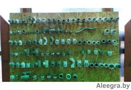 Полипропиленовая труба, шаровые краны, фитинги