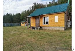 """Новый дом на территории Национального парка """"Нарочанский"""""""