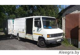 Грузоперевозки по Минску от 1 до 4 тонн.