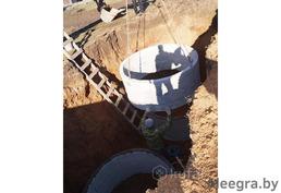 Наружная канализация под ключ для дома и дачи