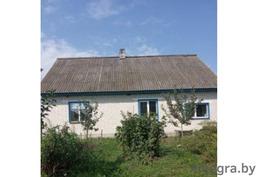 Большой кирпичный дом в 5 км от г. Туров.