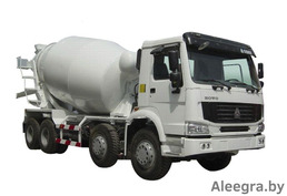 Продажа бетона от производителя с доставкой по Пуховичскому и Минскому районам