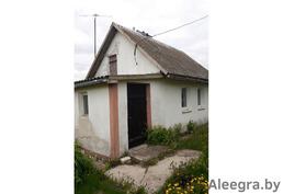 Земельный участок с домиком