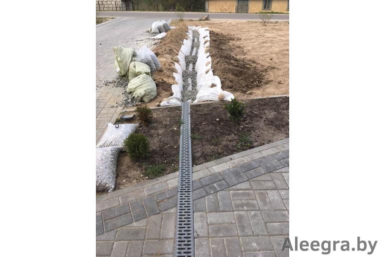 """Ливневая канализация """"Под ключ"""""""