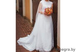 Свадебное платье Испанского бренда PRONOVIAS