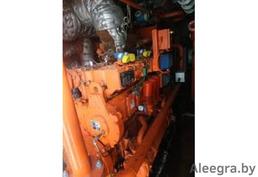 Биогазовая электростанция (электрогенератор) Waukesha H24 GLD/2/2007