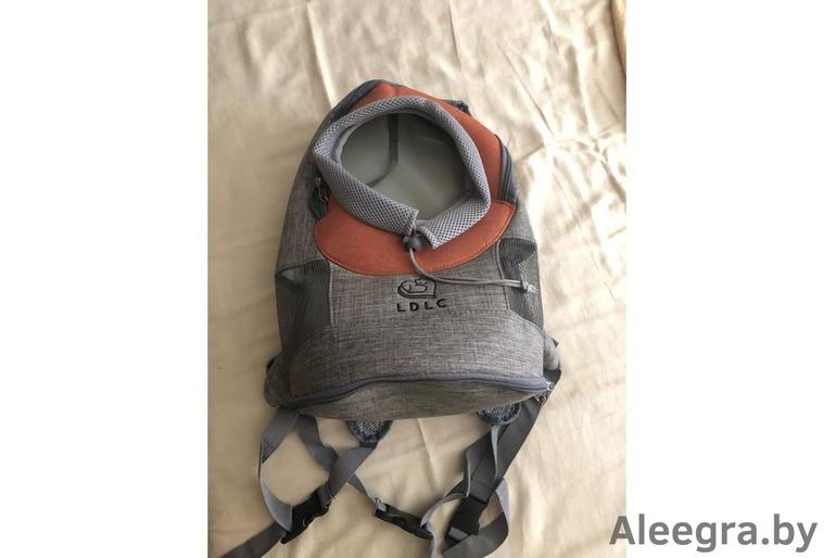 рюкзак для домашних питомцев