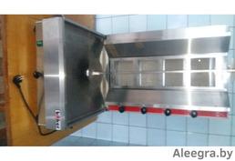 Професиональныи апарат для шаурмы (Газовыи)