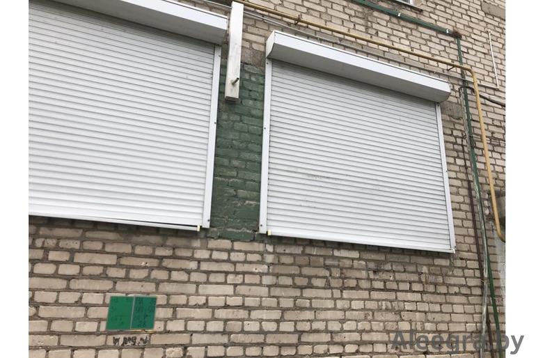 Ролеты на окна эктрудированные с электроприводом