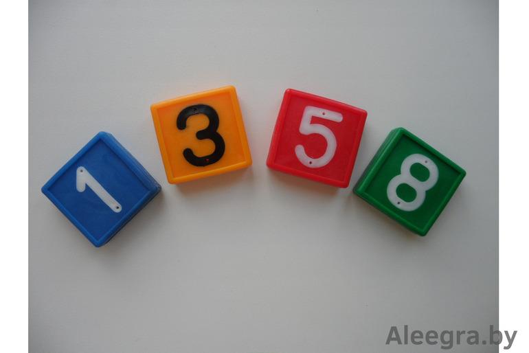 Номерной блок/цифра на ошейник КРС