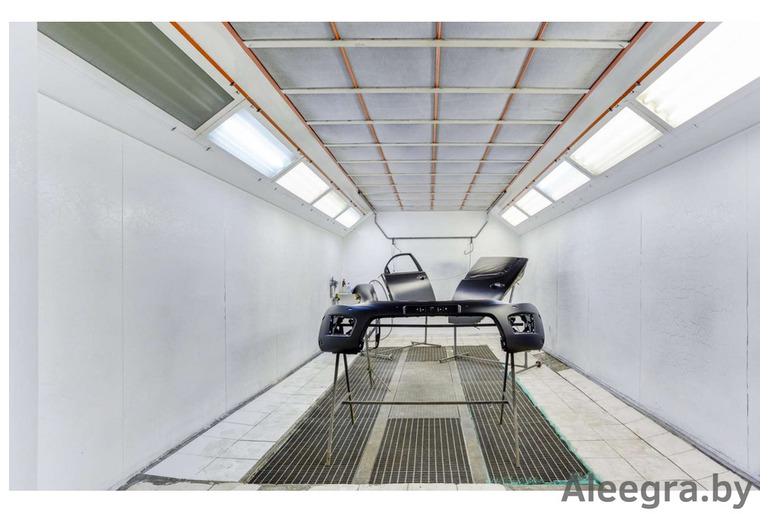Требуются маляры в автомолярную мастерскую
