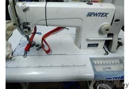 швейные машины SEWTEX TY 8700 Н и SEWTEX TY-1130